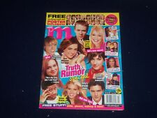 2005 MARCH M-TEEN MAGAZINE - JESSICA SIMPSON, JESSE MCCARTNEY COVER - SP 3920
