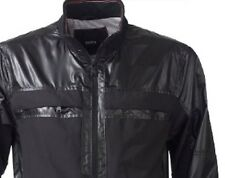 Rare Hugo Boss McLaren F1 Sport Nylon Bomber Jacket Large Black Sport