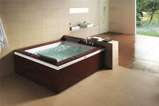 New 27 Jet Indoor 2 Person Whirlpool Hydrotherapy Massage Spa Bathtub Tub 3 Pump