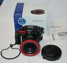 NEW Olympus PT-EP03 Underwater Housing PTEP03 for E-PL2 PEN