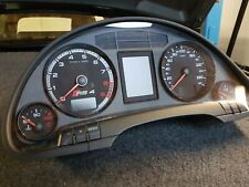 Audi RS4 B7 8E Kombiinstrument Tacho 8E0920931G 4,2 V8 FSI 310 Km/h farb FIS DE