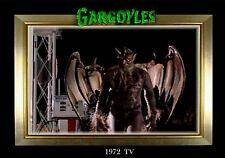 Magnet Movie Monster Photo Magnet Gargoyles 1972 Tv