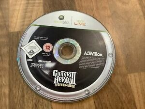 Xbox 360 - Guitar Hero 3 Disc Only