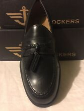 Genuine Leather, Slip On Men's Dress Shoes By Dockers.