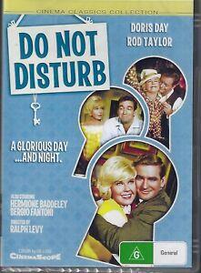 Do Not Disturb DVD Doris Day New and Sealed Australian Release