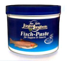 Langbein Feine Küche FISCH-Paste für Suppen & Saucen 500 g Becher