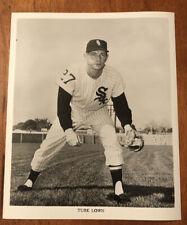 Vintage Chicago White Sox Original Photo Team Issued 1961 Turk Lown