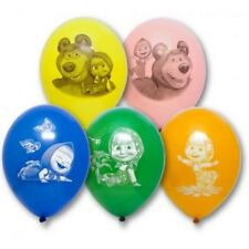 """Paquete De 10-12/"""" globos de látex Bebé Niña//niño-Animales De Granja Globos Impresos"""