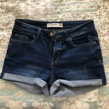 Green Coast, Denim Shorts, Size 38