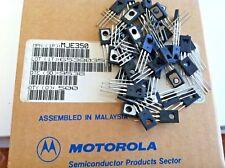 5 Pairs | MJE350 + MJE340 Power PNP Silicon Transistor New Original MOTOROLA