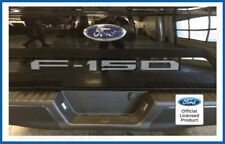 2018 Ford F150 Tailgate Inserts Decals Letters Inlay Stickers rear tail gate
