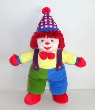 """Gymboree Gymbo Plush Clown BIG 20"""" 2005 P92"""
