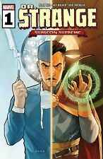 DR. STRANGE SURGEON SUPREME SERIES LISTING #1 3 6 YOU PICK THE ISSUE