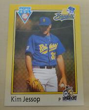 KIM JESSOP - 1991/92 Futera Australian Baseball League (ABL) - Brisbane Bandits