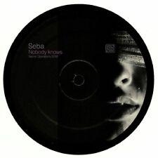 "SEBA - Nobody Knows - Vinyl (12"") Secret Operations Drum & Bass"