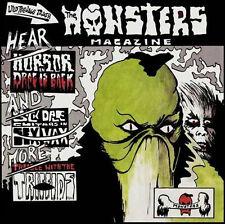 "THE MONSTERS THE HUNCH VOODOO RHYTHM RECORDS 12"" LP VINYLE VERT NEUF NEW VINYL"