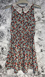 Girls Age 9-10 Years - Summer Dress From New Look