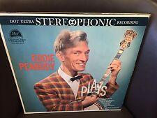 Eddie Peabody PLAYS vinyl LP EX 1959 DOT Stereo