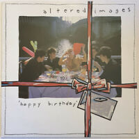 ALTERED IMAGES HAPPY BIRTHDAY LP EPIC UK 1981 NEAR MINT PRO CLEANED TOP COPY!