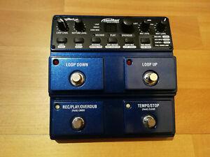 DigiTech JamMan Stereo --- Looper/Phrase Sampler (Effektpedal)