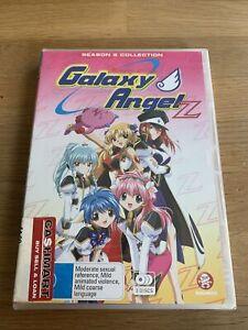 Galaxy Angel Z Season 2 Collection (PAL REGION 4)