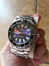 Deep Blue Watch Depth Master 3000 Meters Water Resistant Automatic