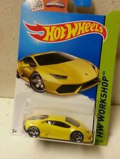 1/64 Hot Wheels HW Workshop Lamborghini Huracan LP 610-4