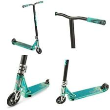 Mongoose Rise Stunt Kick Scooter Series, Featuring Lightweight Alloy Deck And On