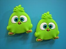 Jibbitz Croc Clog Shoe Plug Button Charm Accessorie Belt WristBand 2 Angry Birds