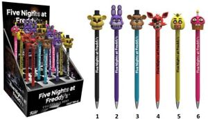 Funko Five Nights At Freddy's Pen Topper  Auswahl