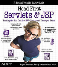 Head First Servlets and JSP: Passing the Sun Certified Web Component-ExLibrary