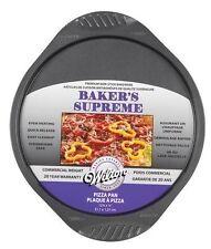 Wilton Baker's Supreme Non-Stick Pizza Pan 12inch paypal