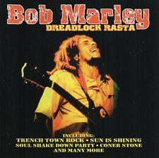 BOB MARLEY - DREADLOCK RASTA CD 15 TRACKS 2001