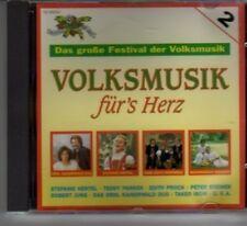 (BB792) Volksmusik Für's Herz - 1993 CD