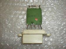 Vauxhall meriva a 2003-2012 heater blower fan motor résistance 13124714 gm