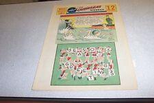 COMICS THE OVERSEAS WEEKLY 27 DECEMBER 1959 BEETLE BAILEY THE KATZENJAMMER KIDS