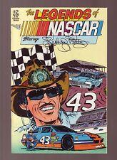 RICHARD PETTY - Nascar Comic Book!!  Rare!!