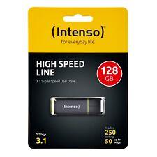 Intenso High Speed Line 128GB USB Stick Highspeed USB 3.1 128 GB 3537491 OVP