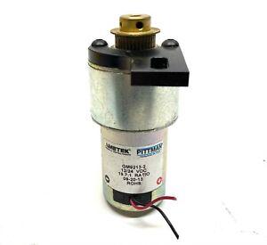 Ametek Pittman GM9213-2 Electric Gear Motor 19.7:1 Ratio