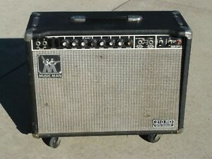 Music Man 210 RD One Hundred 1979-80 Amplifier