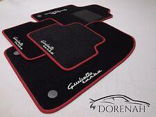 Tappetini ALFA ROMEO GIULIETTA,tappeti,tapis de sol,alfombras,NO ORIGINAL  Easy1