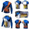 New Dragon Ball T-Shirt Son Goku Vegeta Long / Short Sleeve Tank Top Cycling