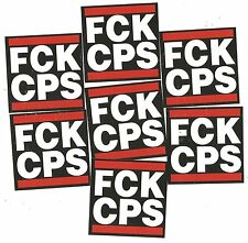 25x FCK CPS autocollant ACAB stickers ultras punk hooligans ultra oi football 1312