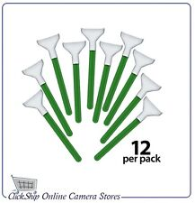 Visible Dust MXD 12 Swabs for 1.0x Sensor Clean - Green Series Mfr# 4080470