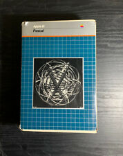 Apple III Pascal Software And Manuals