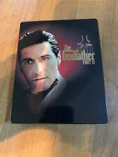 The Godfather Part 2 II Blu-ray Disc, SteelBook Best Buy