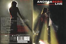 Andrea Berg / LIVE / Das grosse Konzert in Oberhausen / DVD von 2004 / ! ! ! ! !