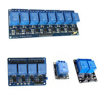 1/2/4/8-Channel 5V Relay Board Module for Arduino Raspberry Pi ARM AVR DSP PIC