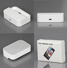 Docking Station Caricabatteria Per Samsung i9100 Galaxy s2 supporto di ricarica NUOVO & OVP