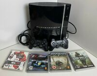 Sony PlayStation 3 PS3 Fat Original Console with Compatible Controller - 40GB